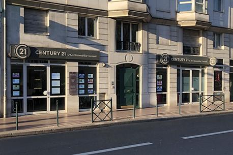 Agence Immobilire CENTURY 21 LAmi Immobilier Conseil ASNIERES SUR SEINE